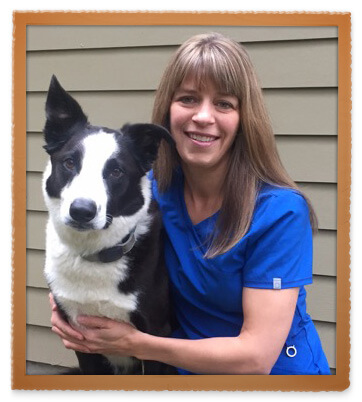 Candyce Jack, Licensed Veterinary Technician